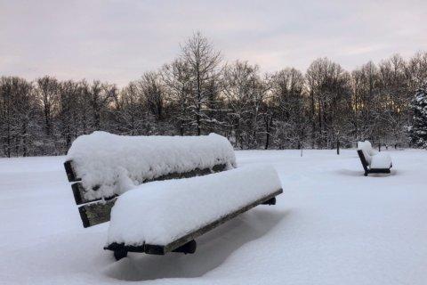 Best sledding spots in Montgomery Co.