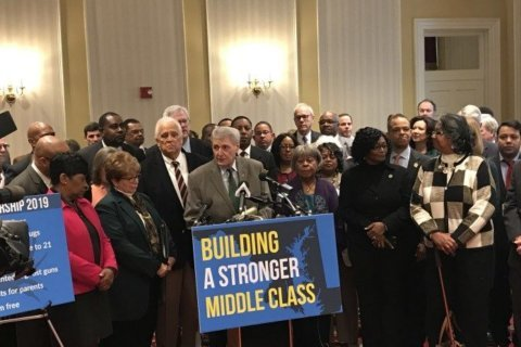 Democrats' progressive agenda to focus on lifting Md.'s middle class