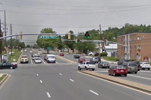 Man, teen charged with attempted carjacking at Gaithersburg intersection