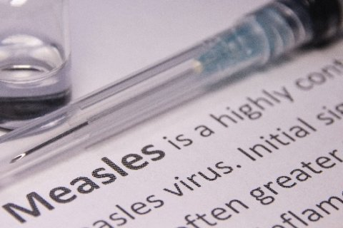 Health officials confirm measles case in Maryland resident