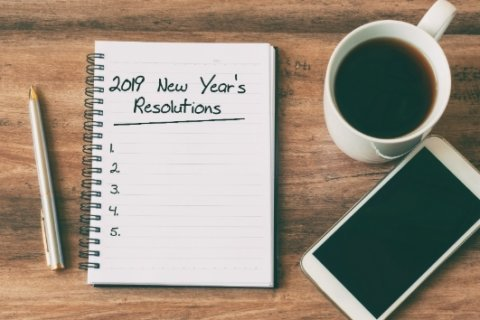 Already forgot your New Year's resolutions? Here are 4 tips to reset 2019