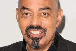 FILE - This Wednesday, Nov. 19, 2014 file photo shows James Ingram at the 2014 Ebony Power 100 Gala at The Avalon Hollywood in Los Angeles. (Photo by Brian Dowling/Invision/AP, File)