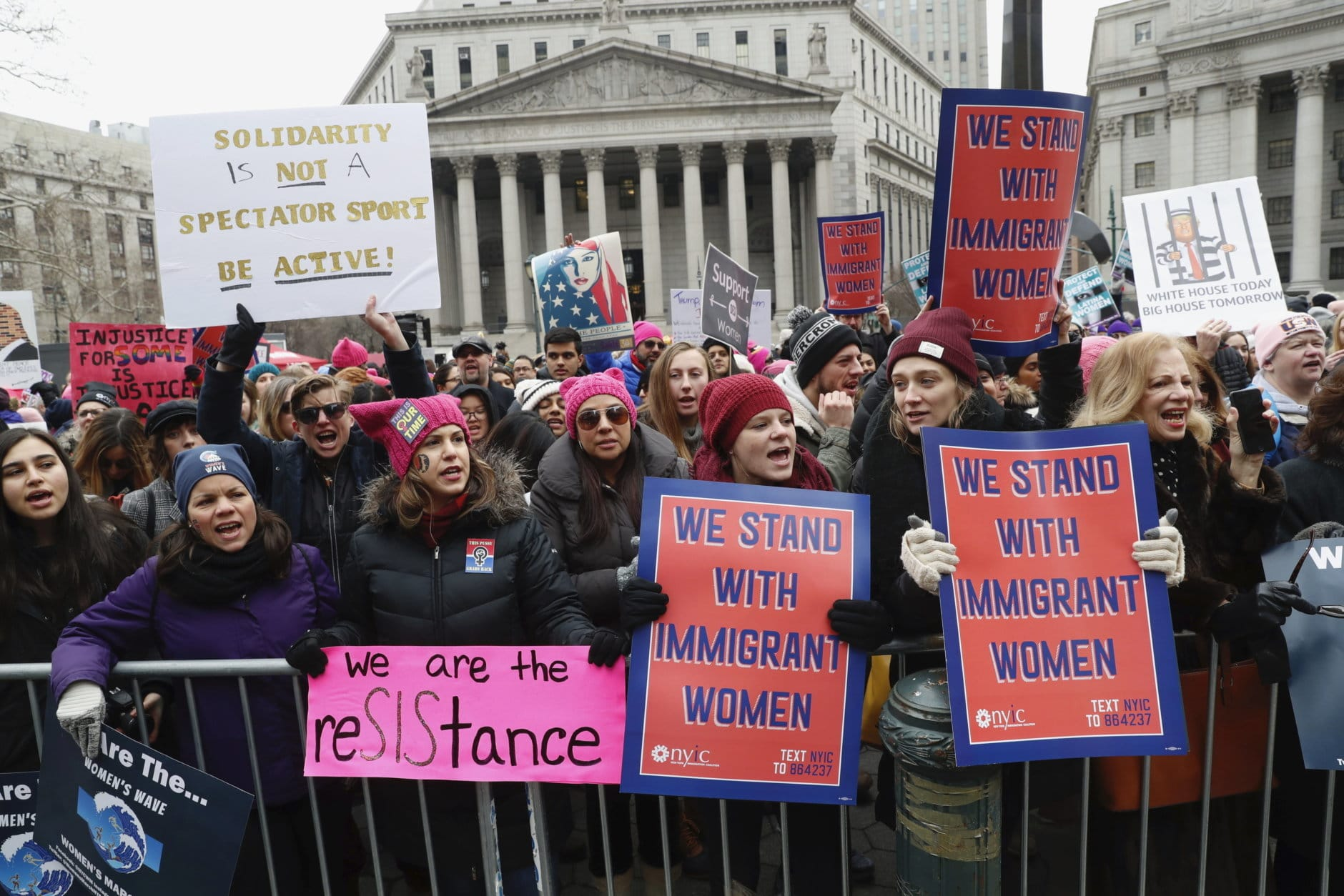 Image result for women's march 2019