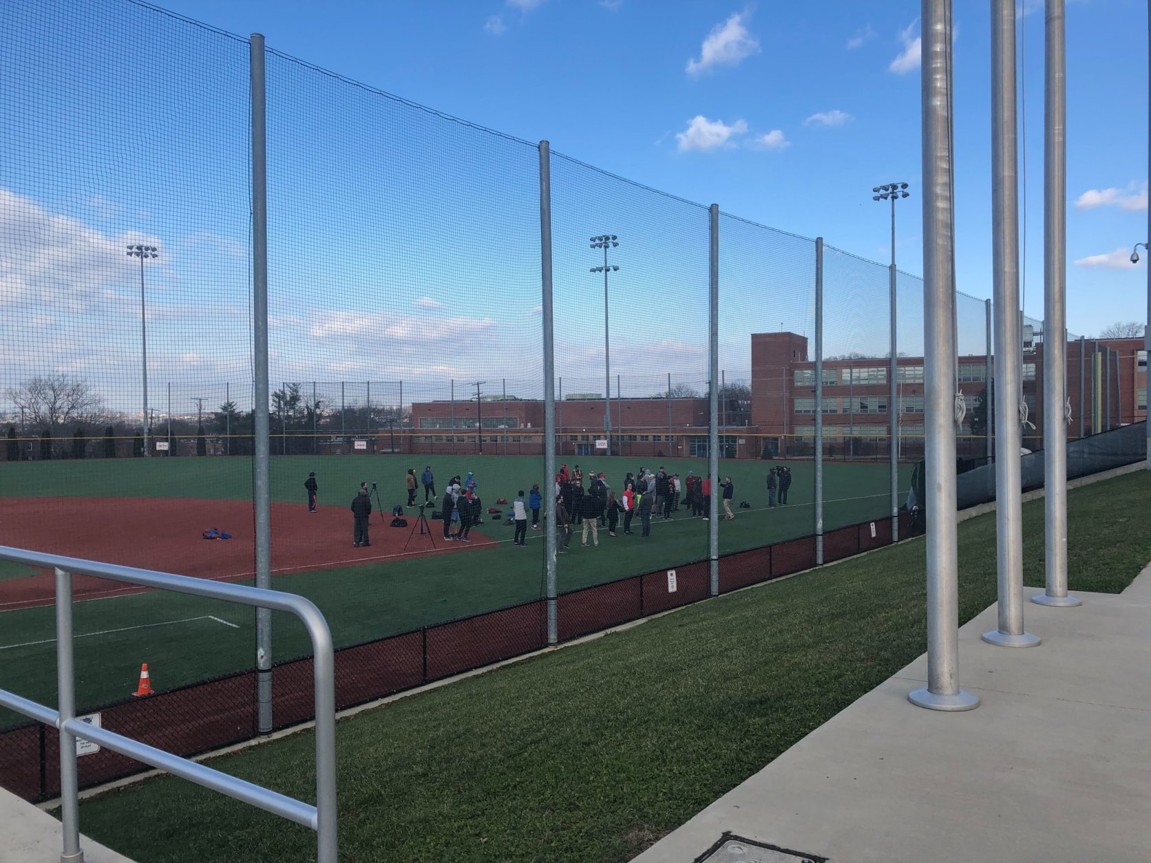 Washington Nationals Youth Baseball Academy in Southeast, D.C.