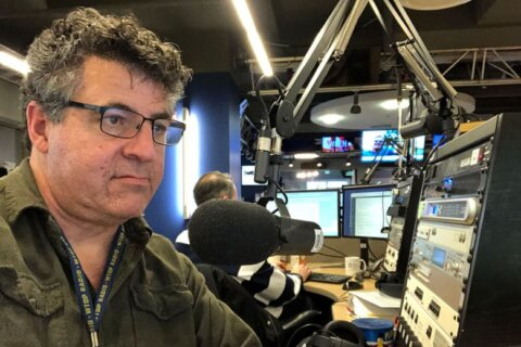 Imitating Neal Augenstein's WTOP signoff is a thing, apparently