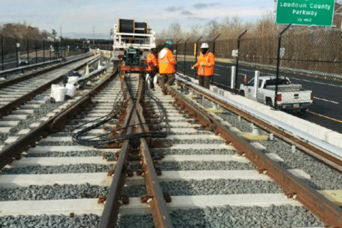 Frigid test for Silver Line concrete issues; latest on when you can ride to Dulles