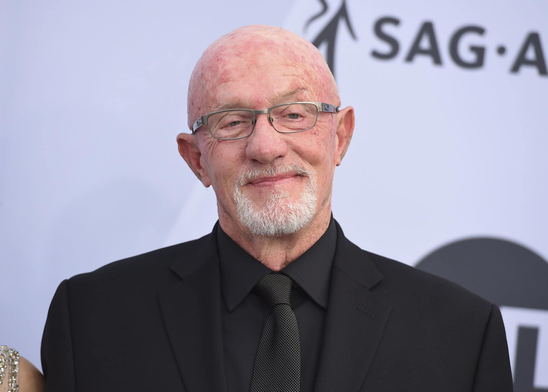 Jonathan Banks arrives at the 25th annual Screen Actors Guild Awards at the Shrine Auditorium & Expo Hall on Sunday, Jan. 27, 2019, in Los Angeles. (Photo by Jordan Strauss/Invision/AP)