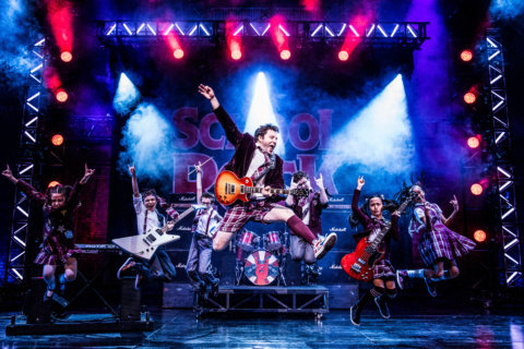 Q&A: 'School of Rock: The Musical' melts faces at DC's National Theatre