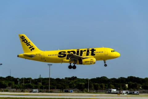 Spirit Airlines continues BWI expansion with Nashville flights