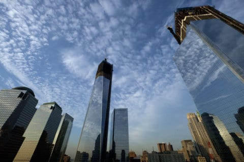 WATCH: Remembrance ceremony in NY marks 18 years since 9/11 terrorist attacks