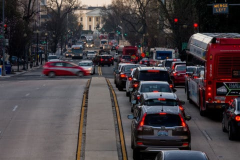 Traffic safety group ranks DC, Maryland and Virginia efforts to prevent deadly crashes