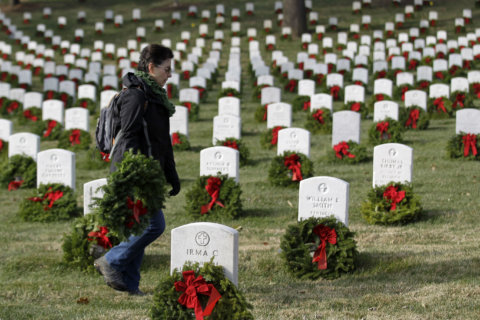 Maine wreaths are headed for Arlington National Cemetery