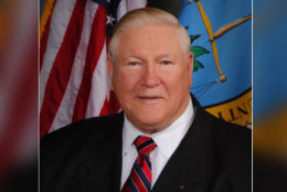 Prince William County Supervisor John Jenkins, the longest-serving member of the county's board of supervisors, died Feb. 6 after a long illness. (Courtesy Prince William County government)