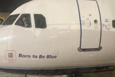 Woman gives birth on JetBlue flight from Puerto Rico to Florida