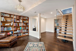 A view of the basement. (Courtesy Century 21 New Millennium/RealMarkets)