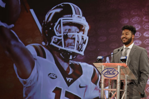 Ex-VT quarterback Josh Jackson transferring to Maryland