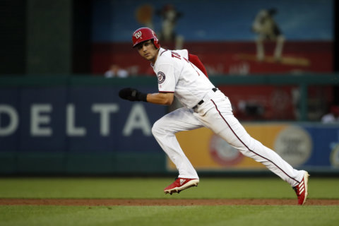 What's next for the Nationals' Trea Turner? Running a lot more