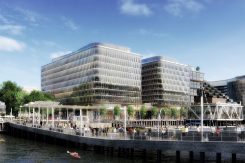 Balfour Beatty hired for next phase of The Wharf