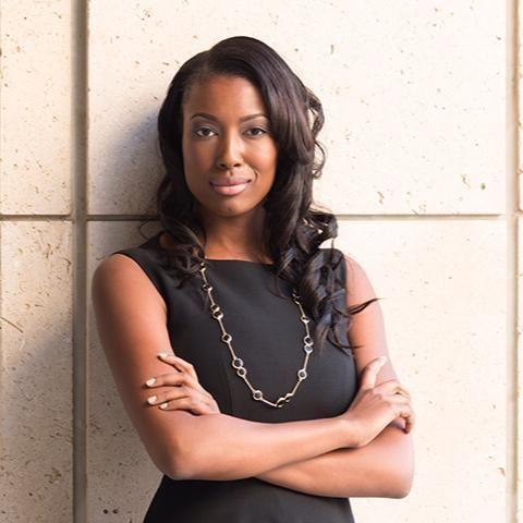 At just 33 years-old, Aisha Bowe has enjoyed a meteoric rise to aerospace engineer at NASA and STEMBoard founder and CEO. (Courtesy Aisha Bowe)