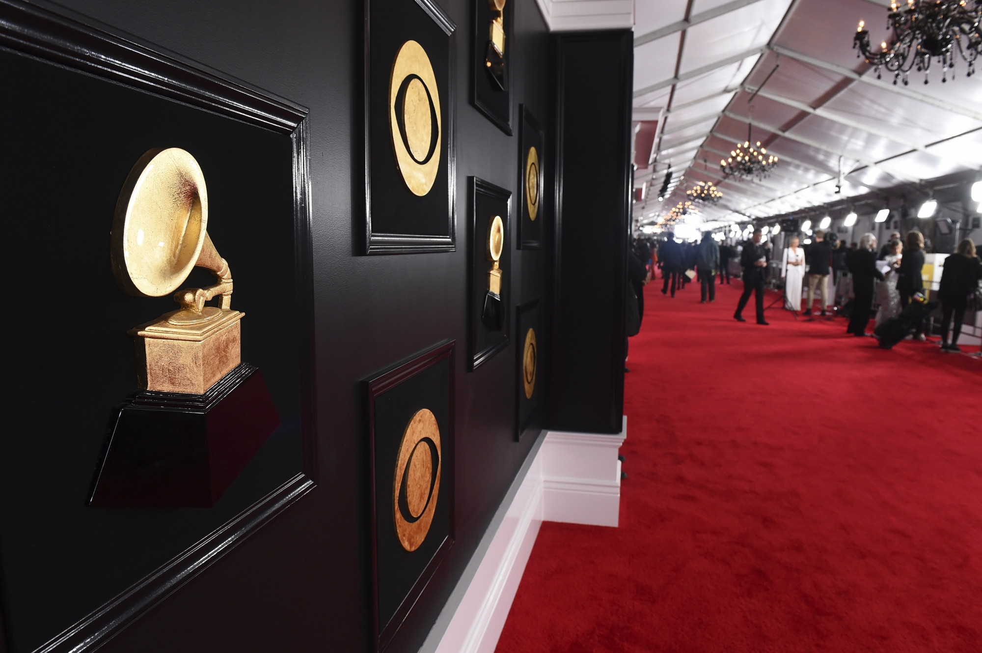 Grammy Awards 2019: The Latest: Collaborators: No Word From Glover On Grammys