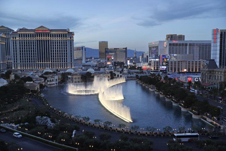 8 Best Hotels On The Las Vegas Strip Wtop