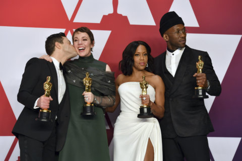 'Green Book,' Alfonso Cuaron, Spike Lee all triumph at Academy Awards