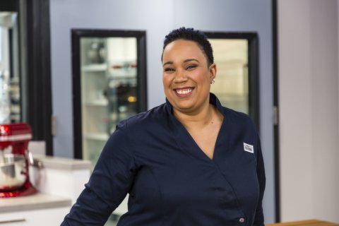 Star chef fights for equality in food industry, cancer research