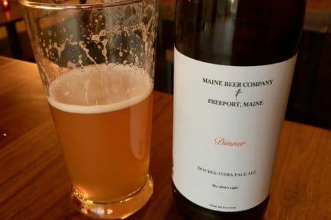 Beer of the Week: Maine Beer Co. Dinner Double IPA