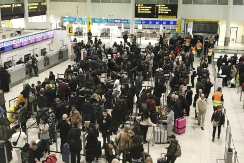 London airport drone chaos may have been an inside job, police say
