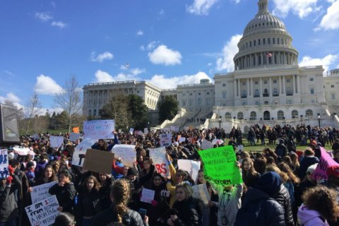 Montgomery Co. student group plans 2nd mass walkout for gun control