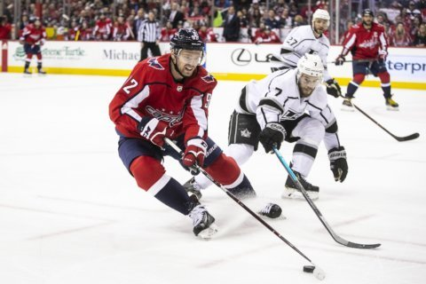 As Caps aim to repeat, Kuznetsov is ready for latest challenge