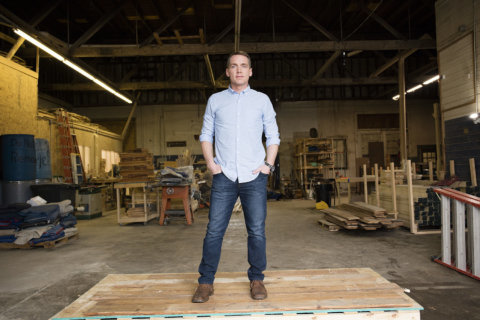 HGTV's Clint Harp sharing his path to 'Fixer Upper' fame at Capital Remodel and Garden Show