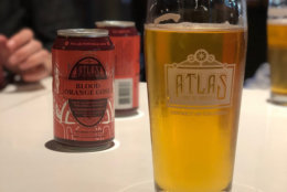 """""""It's been our dream to expand Atlas and further our mission of producing environmentally responsible beer,"""" said Atlas Founder & CEO Justin Cox.""""The tap room in Navy Yard will be double the size of the current tap room at our brewery in Ivy City, so it will definitely help us keep working towards that goal."""" (Courtesy Atlas Brew Works)"""