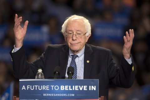Bernie Sanders says he'll soon release decade of tax returns
