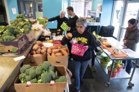Produce markets create access to healthy, affordable food
