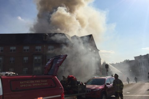 Mystery persists in fire that destroyed DC senior housing