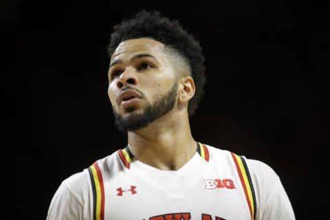 Ex-U.Md. basketball players sue 'Fortnite' game makers over dance