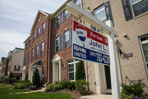 DC's median home price tops $600K, up 56% from 2010