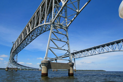 Chesapeake Bay Bridge westbound center lane to be closed longer on Thursday