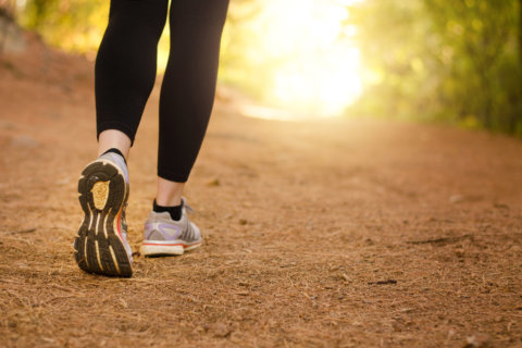 Want a healthy heart? Start by running