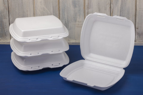 Md. Senate OKs proposed Styrofoam ban