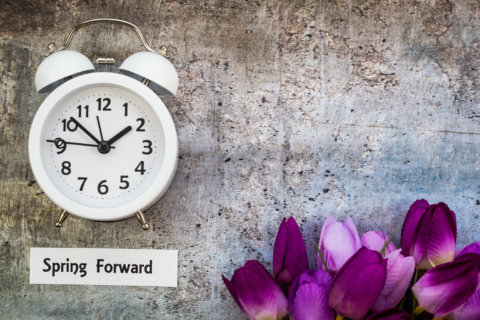 Let the light in: Daylight Saving Time begins March 10