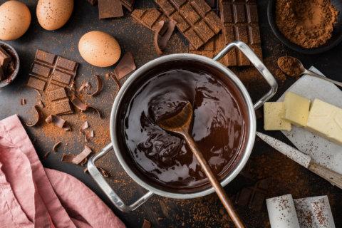 At Maryland's Charm School Chocolate, ex-engineer creates vegan formula
