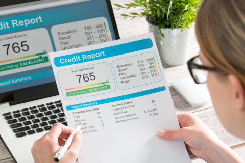 Getting and keeping the credit (score) you deserve