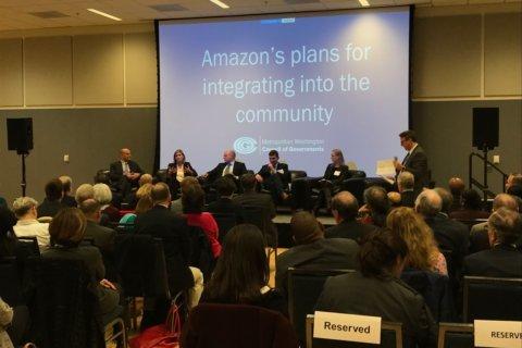 Amazon's Crystal City plans include 25,000 local hires, neighborhood integration