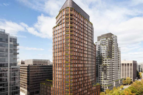 JBG Smith submits plans for two residential towers next door to HQ2