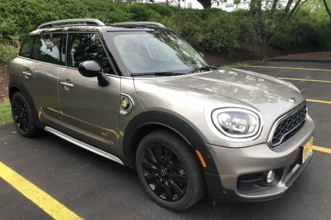 Car Review: MINI's biggest vehicle the Countryman gets all charged up for its new Plug-In hybrid model