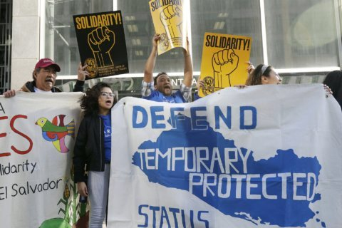 More immigrants sue US over end to protected status