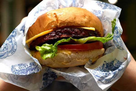 LEON brings its LOVe Burger to DC