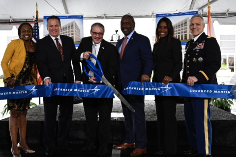 Lockheed breaks ground on $50M R&D facility in Florida